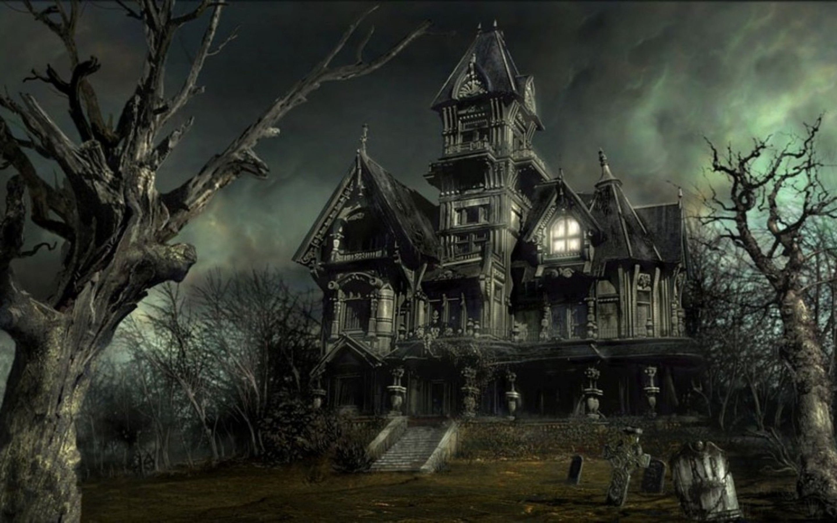 Scary Rooms For Haunted House