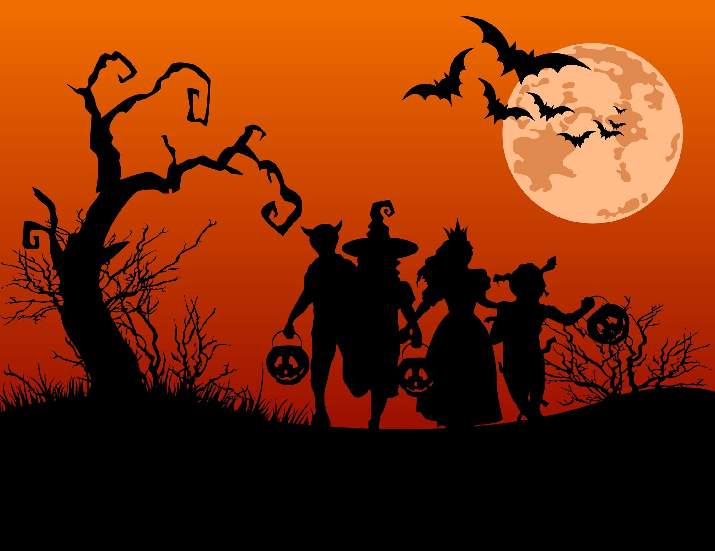 New Jersey Halloween